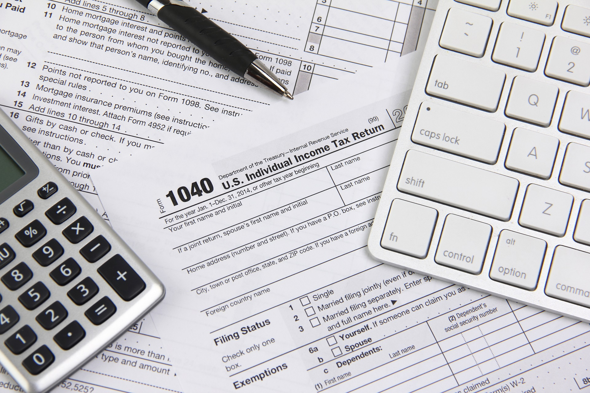 BUSINESS: Tips for Securely Filing Your Taxes