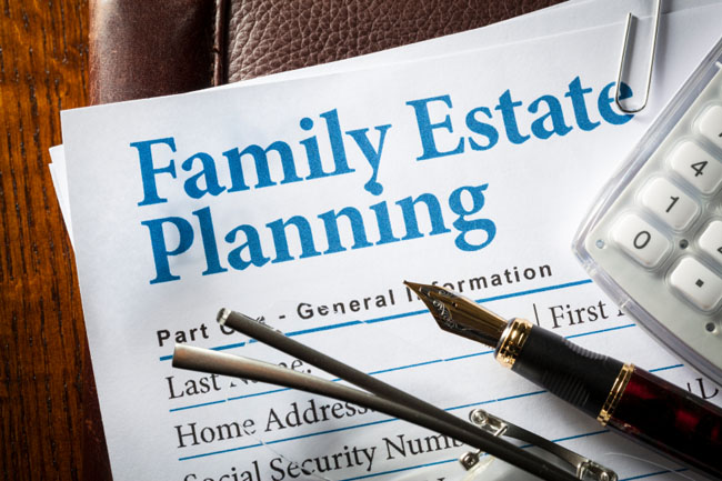 Eight Simple Estate Planning Steps