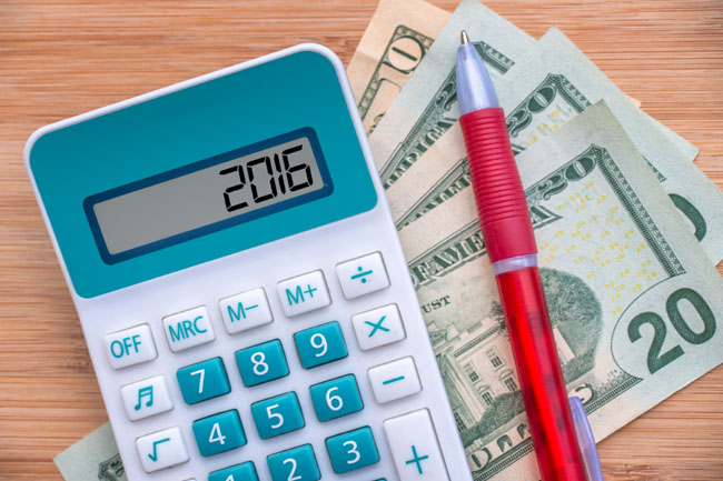 Take Control of Your Personal Finances in 2016