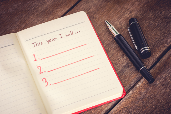 Three Family-Focused New Year's Resolutions