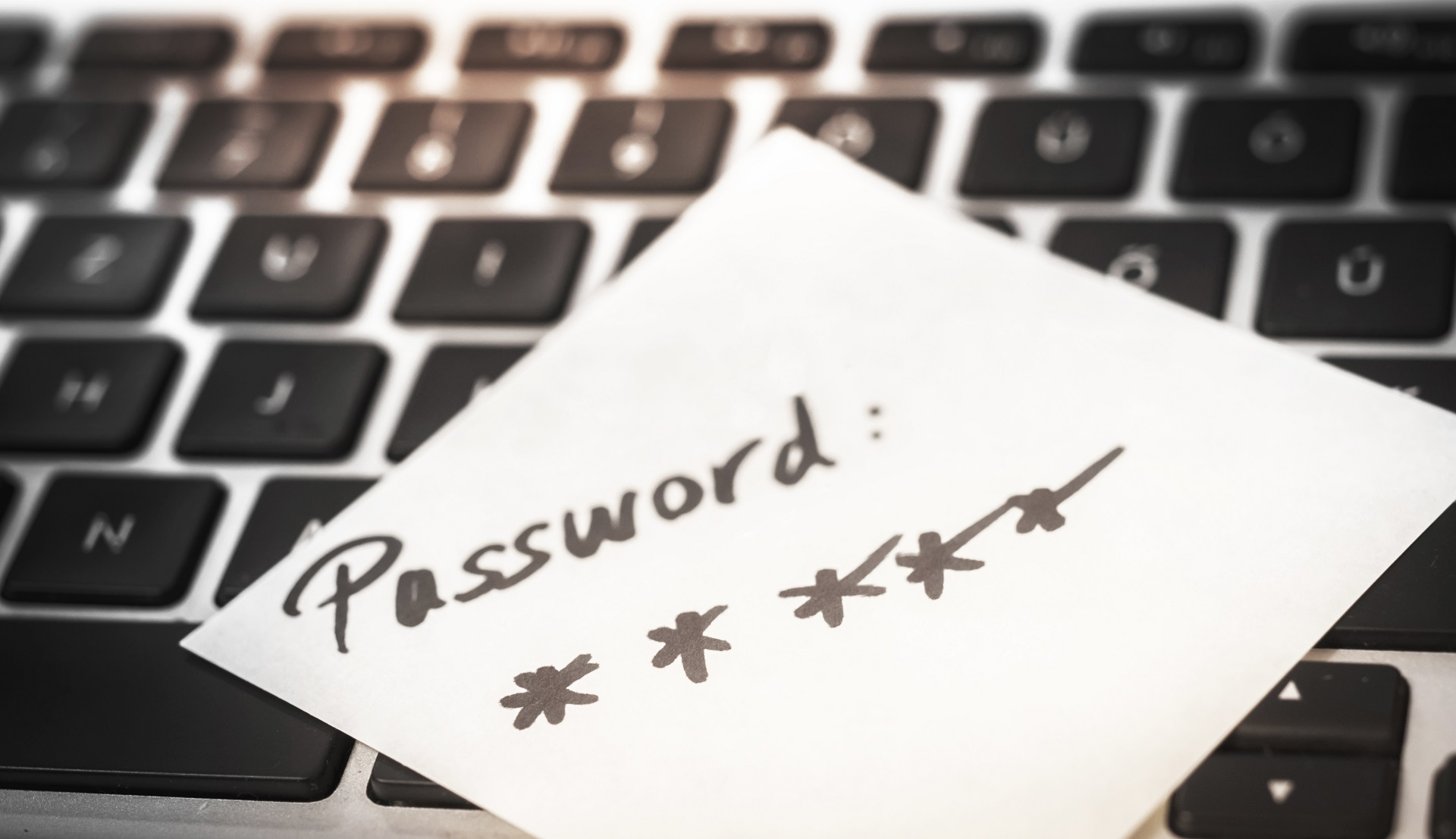 Are your account passwords as strong as they could be?