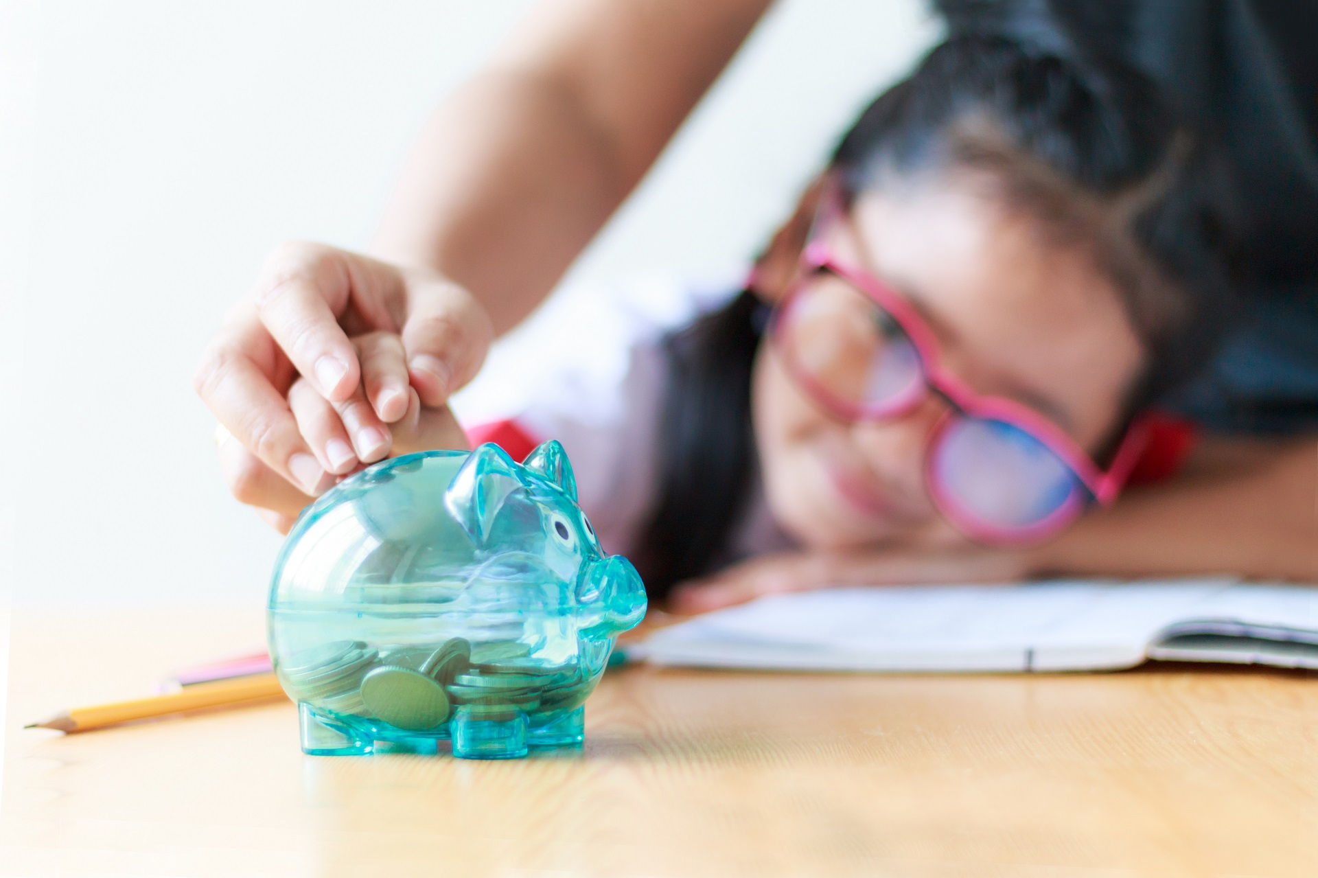 When Should You Set Up a Child's Savings Account?