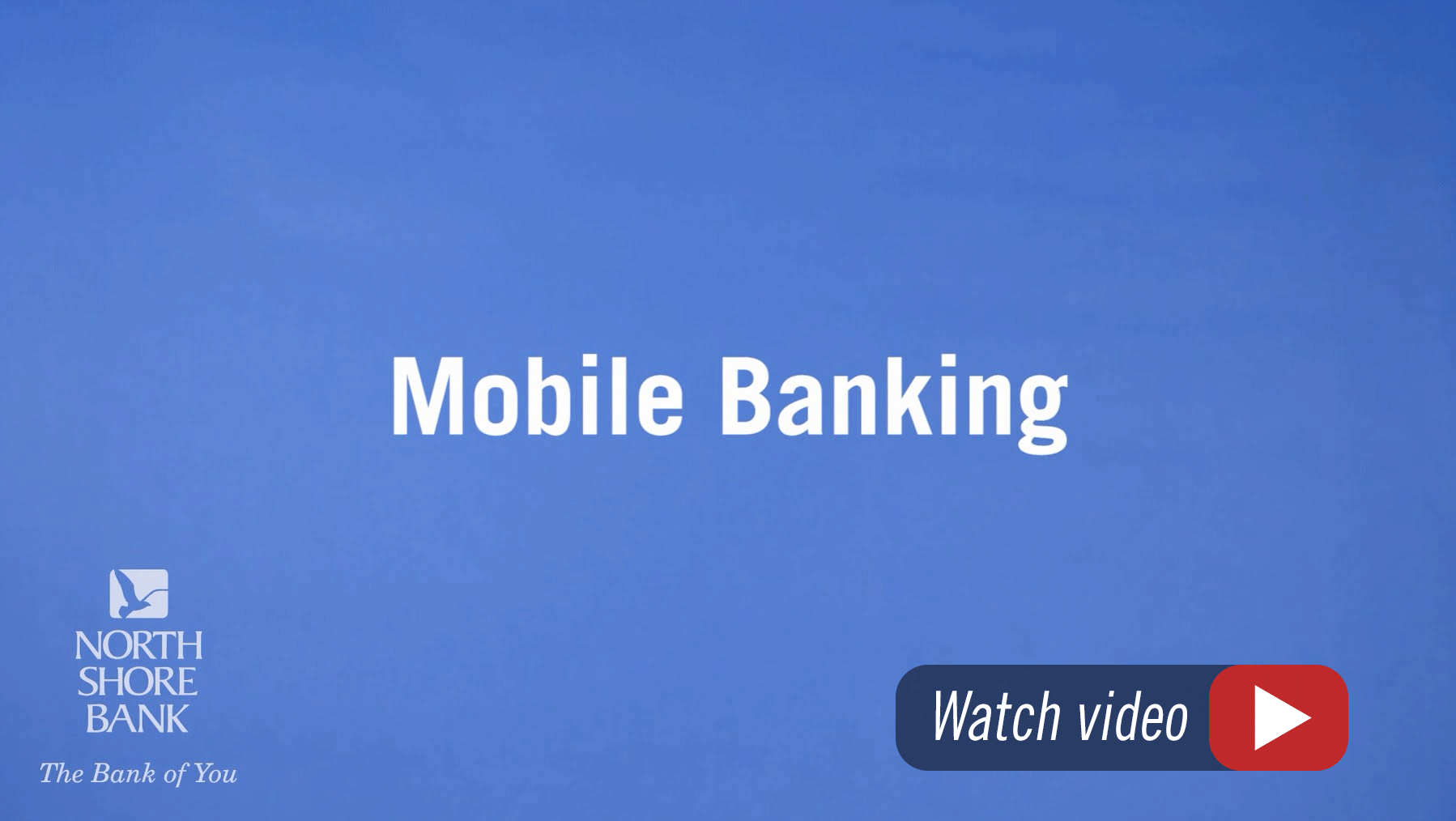 North Shore Bank Mobile Banking