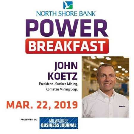 North Shore Bank Power Breakfast