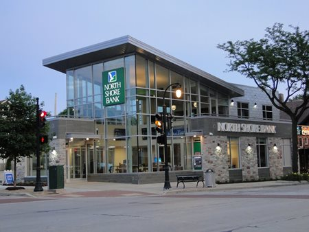 North Shore Bank's New Shorewood Branch