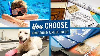 A Home Equity Line of Credit (HELOC) gives you a less expensive way to access credit fast in the event of an emergency or urgent purchase, and more.