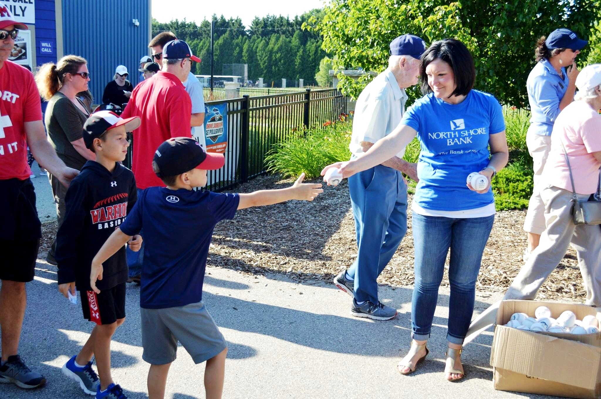 North Shore Bank Chinooks Baseball Night
