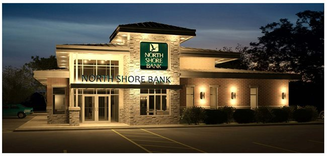 North Shore Bank's Green Bay East Branch