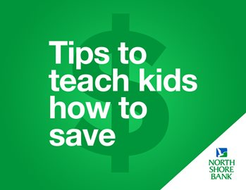 Teaching Kids to Save