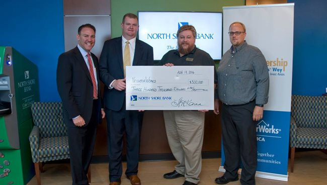 Bank and NeighborWorks Green Bay Establish $300,000 Loan Fund