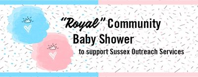 Royal Community Baby Shower
