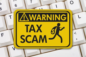 Be aware of a tax scam which aims to steal your refund.