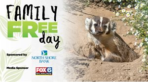 Family Free Day at the Milwaukee County Zoo
