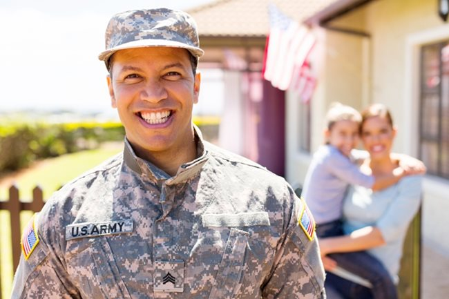 Veterans Path to Homeownership Starts Here