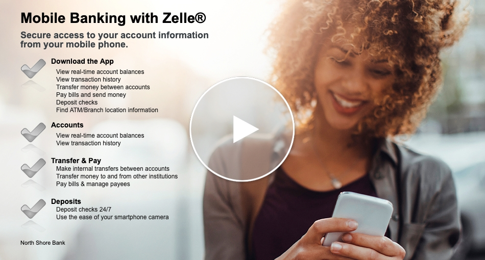 Mobile Banking with Zelle Tutorial