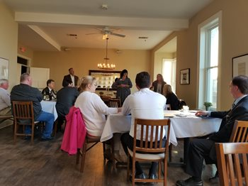Business Leaders Attend Fraud Prevention Seminar in Burlington