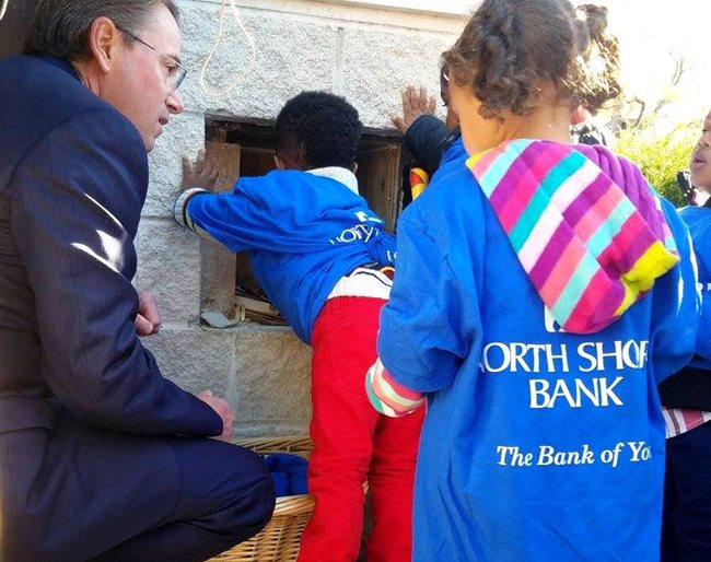 North Shore Bank MLK Branch Time Capsule