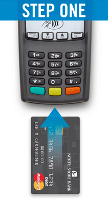 EMV Chip Card Step 1