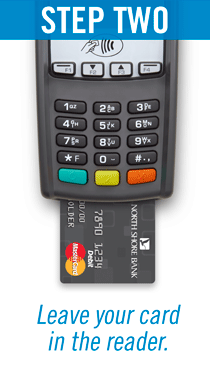 EMV Chip Card Step 2