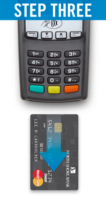 EMV Chip Card Step 3